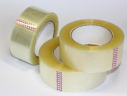 Скотч для ручной и машинной упаковки