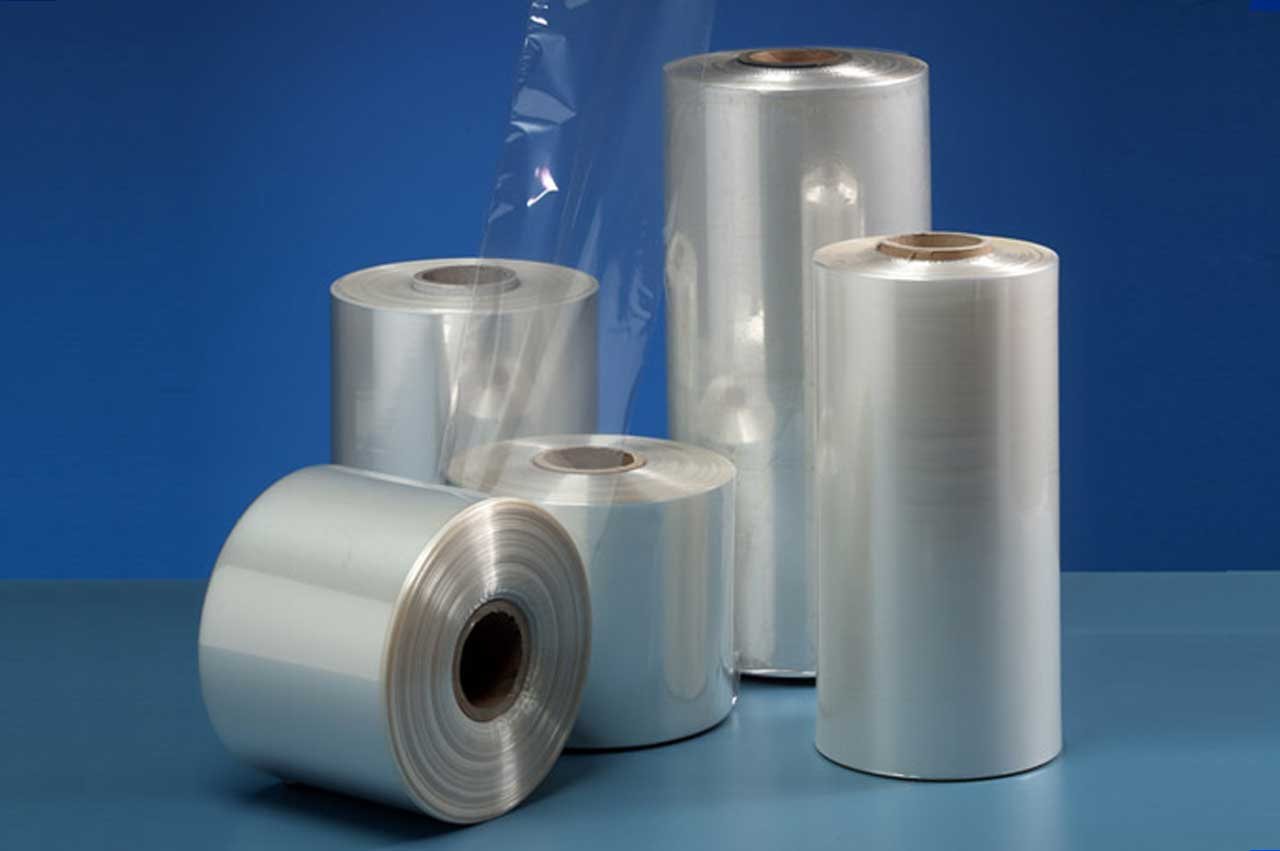 Термоусадочная плёнка ПВХ (PVC) Image