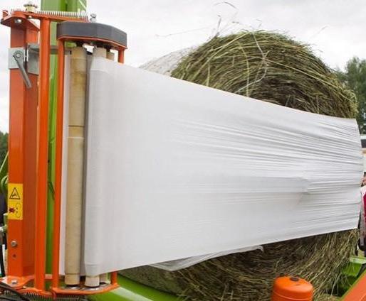 Сенажная пленка — агростретч плёнка