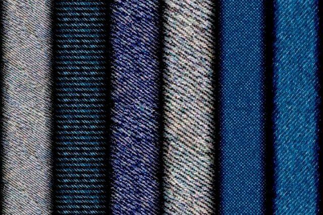 Деним или же Джинсовая ткань — состав и особенности